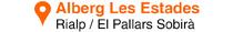 Alber Les Estades (Rialp / El Pallars Sobirà)