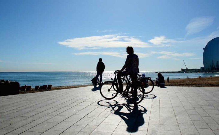 Best bicycle tours in barcelona