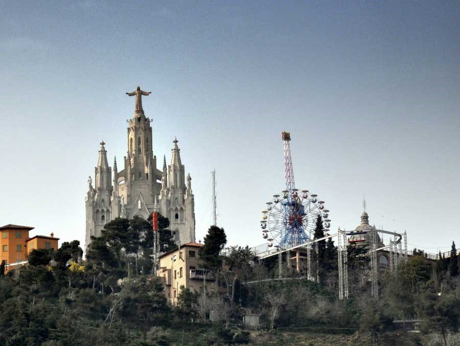 What to see in Tibidabo
