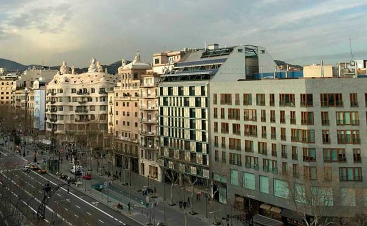Discover the 5 best terraces with views in Barcelona