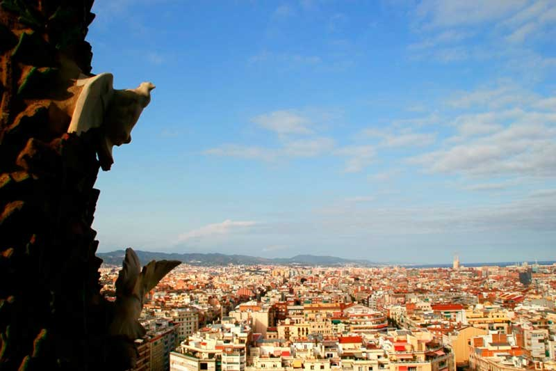 5 viewpoints that you can not miss in Barcelona