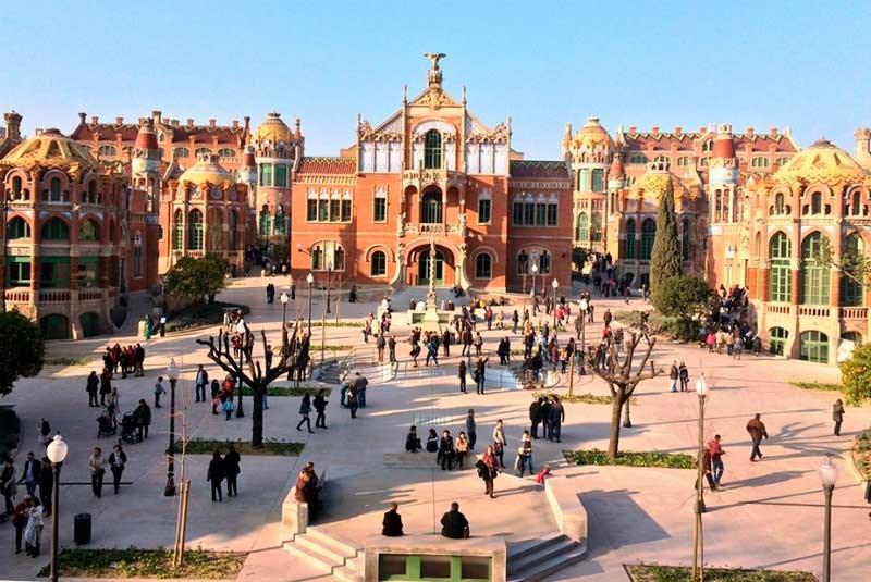 5 quiet places in Barcelona you can not miss