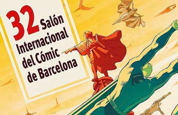Salon International du Comic de Barcelone